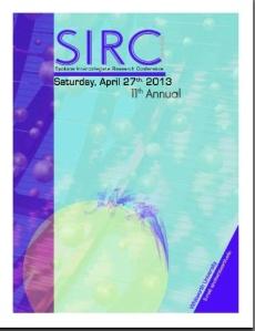 sirc 2013 poster