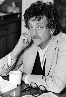kurt vonnegut jr. photo